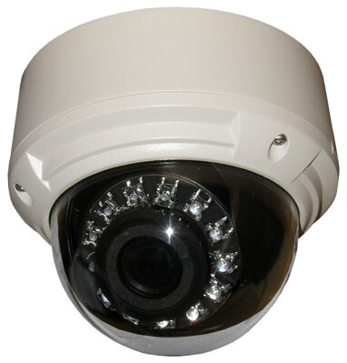 S-54/40UDR - (3.3 - 12mm) - 5 Mpix - IP DOME kamera